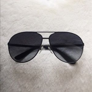 ✨Marc by Marc Jacobs✨Black Aviator Sunglasses